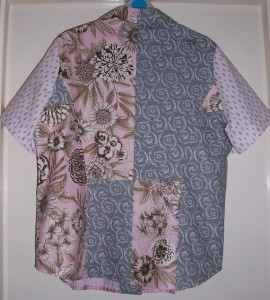 patchwork blouse 1 back