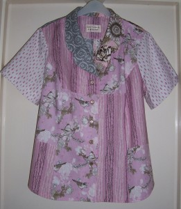 patchwork blouse 1 front