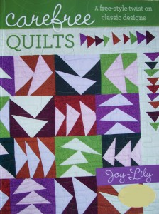 carefree quilts book