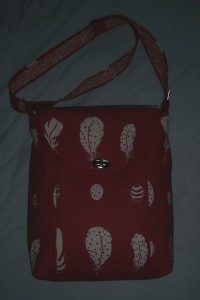 cross body bag III