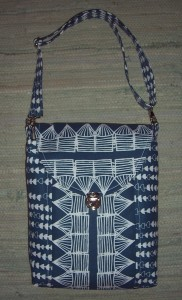 cross Body Bag VI front so sew easy