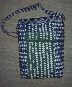 cross Body Bag VI reverse so sew easy