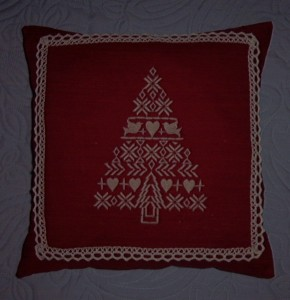 carols cushion