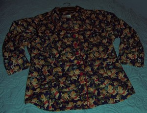christmas cherubs blouse