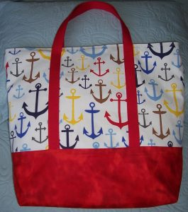 MARTHA MARKET BAG 1